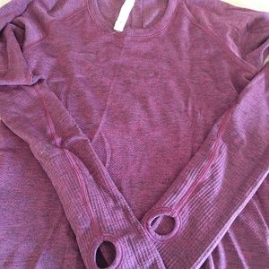 Tops - Lululemon swiftly size 8. Great used condition